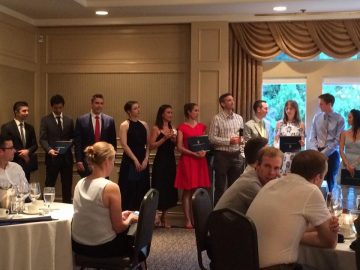 Congratulations to our 2017 Anesthesia Residency Graduates